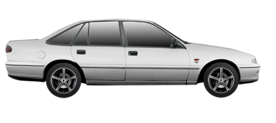 Holden Commodore 1996