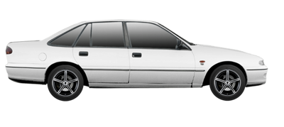 Holden Commodore 1997
